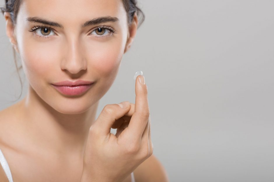 What's The Secret To Help Reduce Contact Lens Dropped Usage?